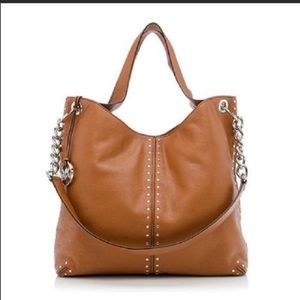 MICHAEL KORS ASTOR SATCHEL